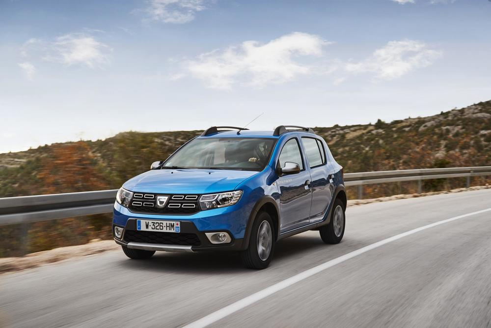 7 14º Dacia Sandero-