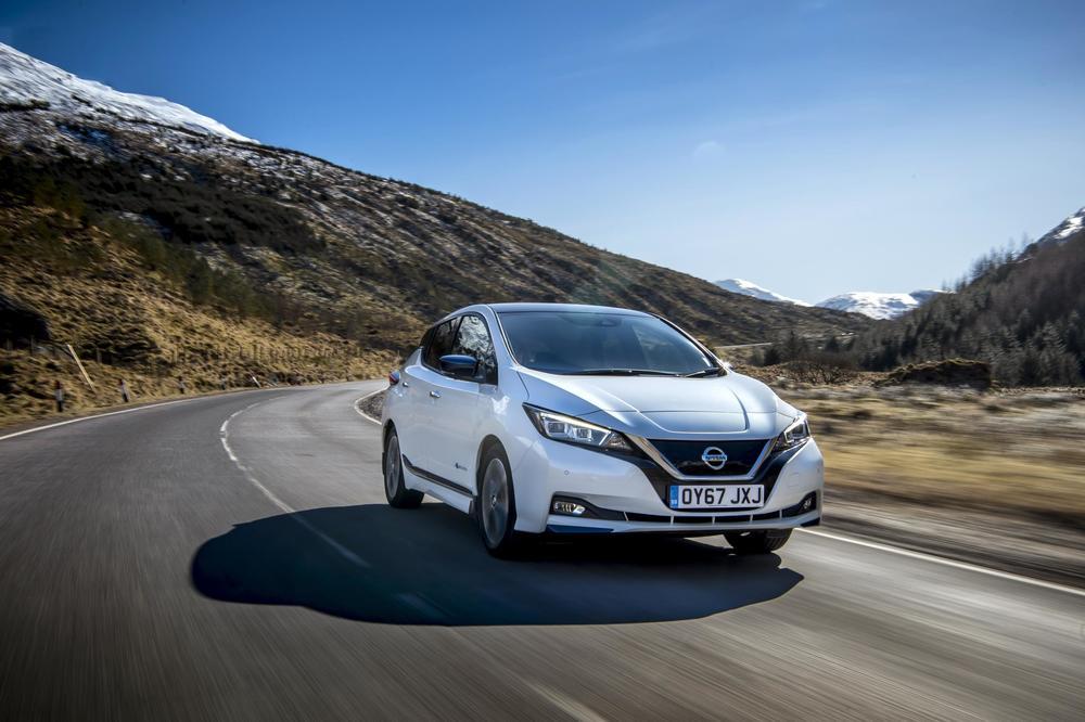 8 3º Nissan Leaf