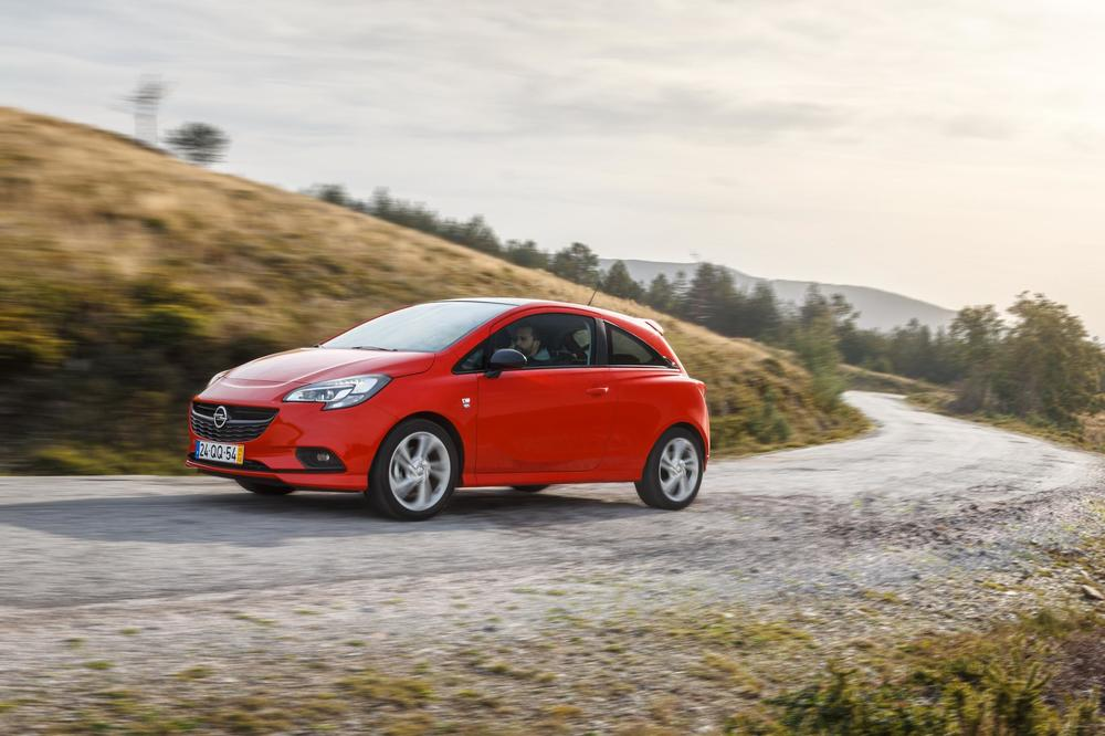9 12º Opel Corsa-