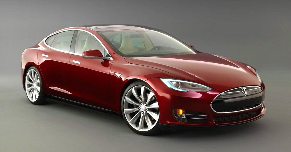 9 2º Tesla Model S