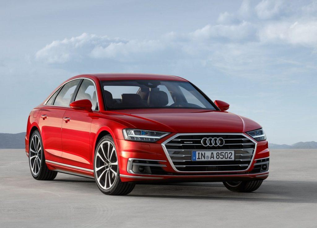 Audi A8 2018 (2)