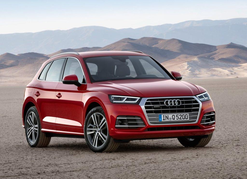 Audi Q5 2017 (2)