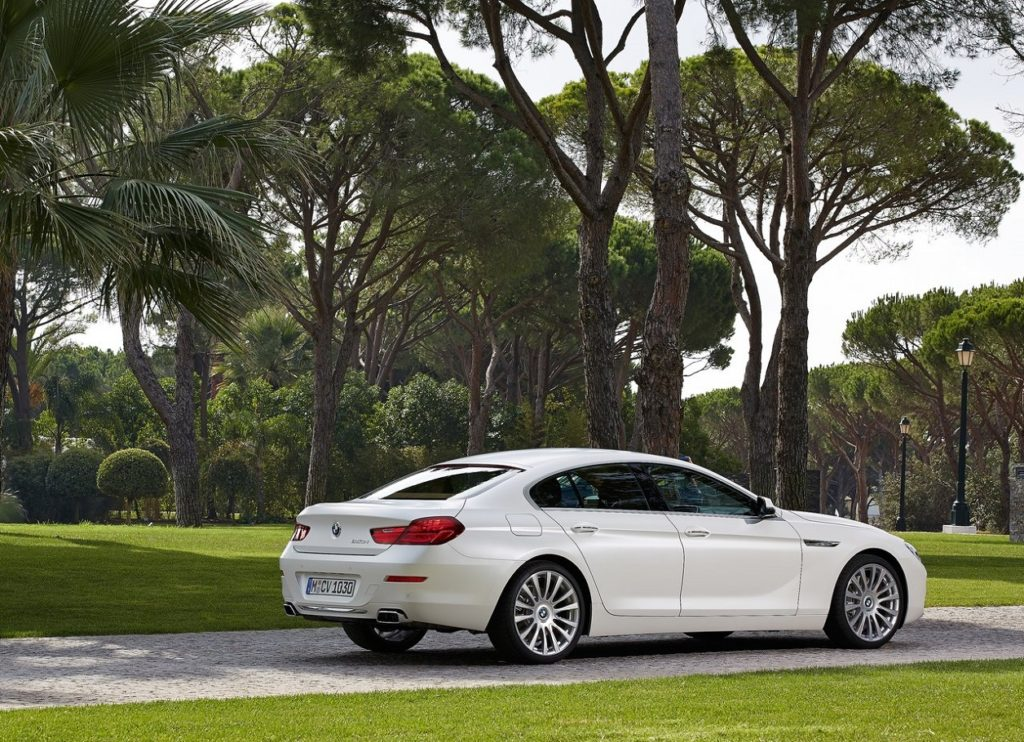 BMW Série 6 Gran Coupé 2015 (1)