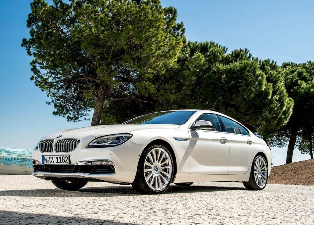 BMW Série 6 Gran Coupé 2015 (2)