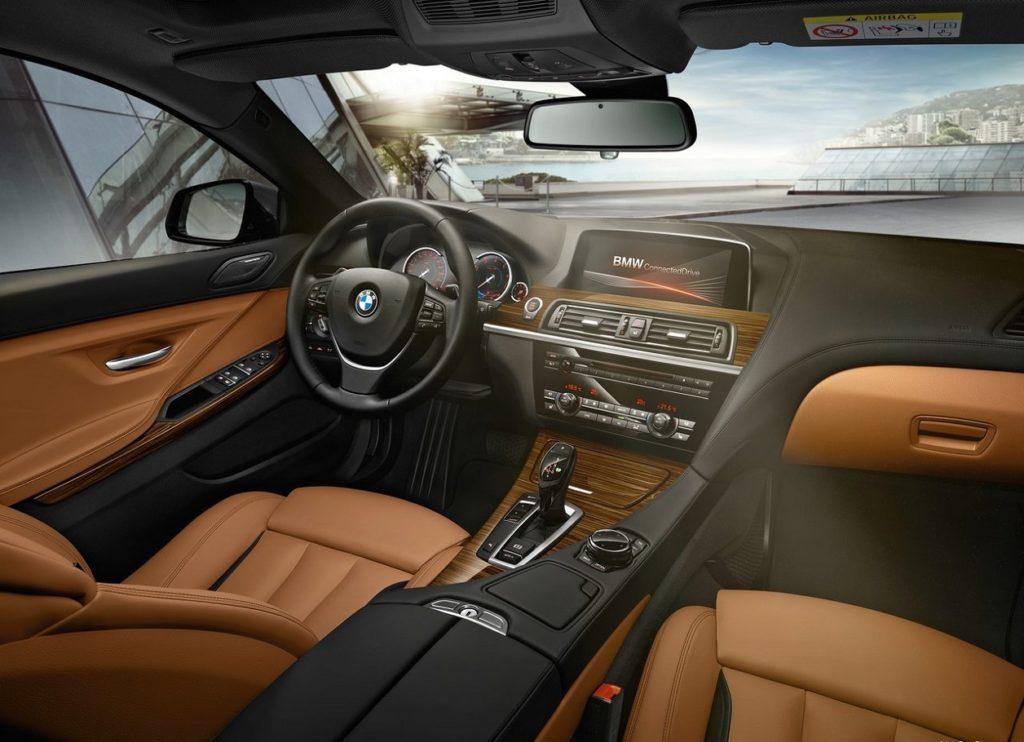 BMW Série 6 Gran Coupé 2015 (4)