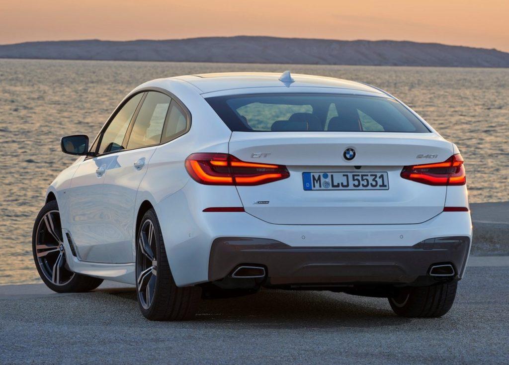 BMW Série 6 Gran Turismo 2018 (1)