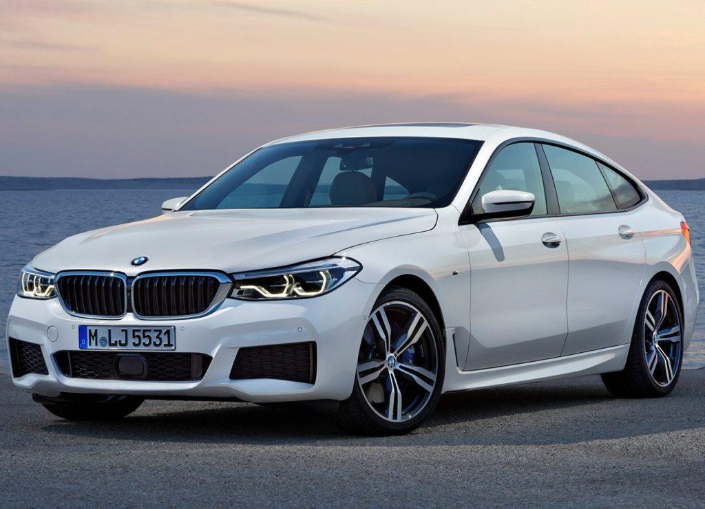 BMW Série 6 Gran Turismo 2018 (4)