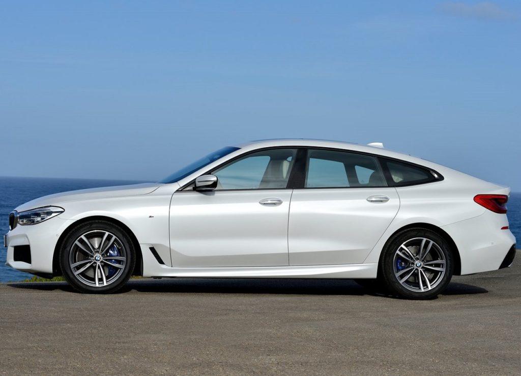 BMW Série 6 Gran Turismo 2018 (5)