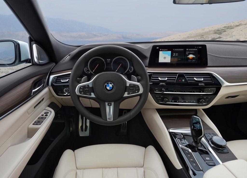 BMW Série 6 Gran Turismo 2018 (7)