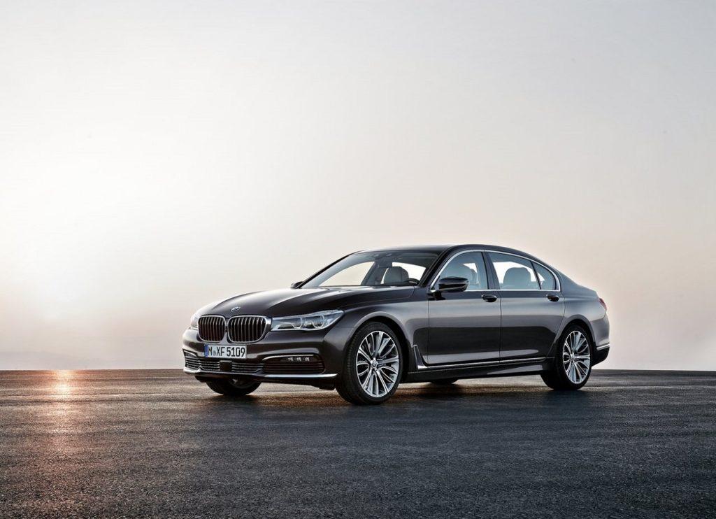 BMW Série 7 2016 (2)