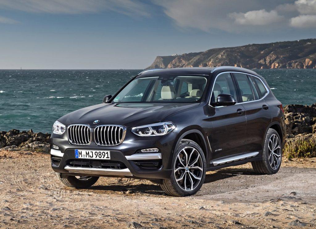 BMW X3 2018 (3)