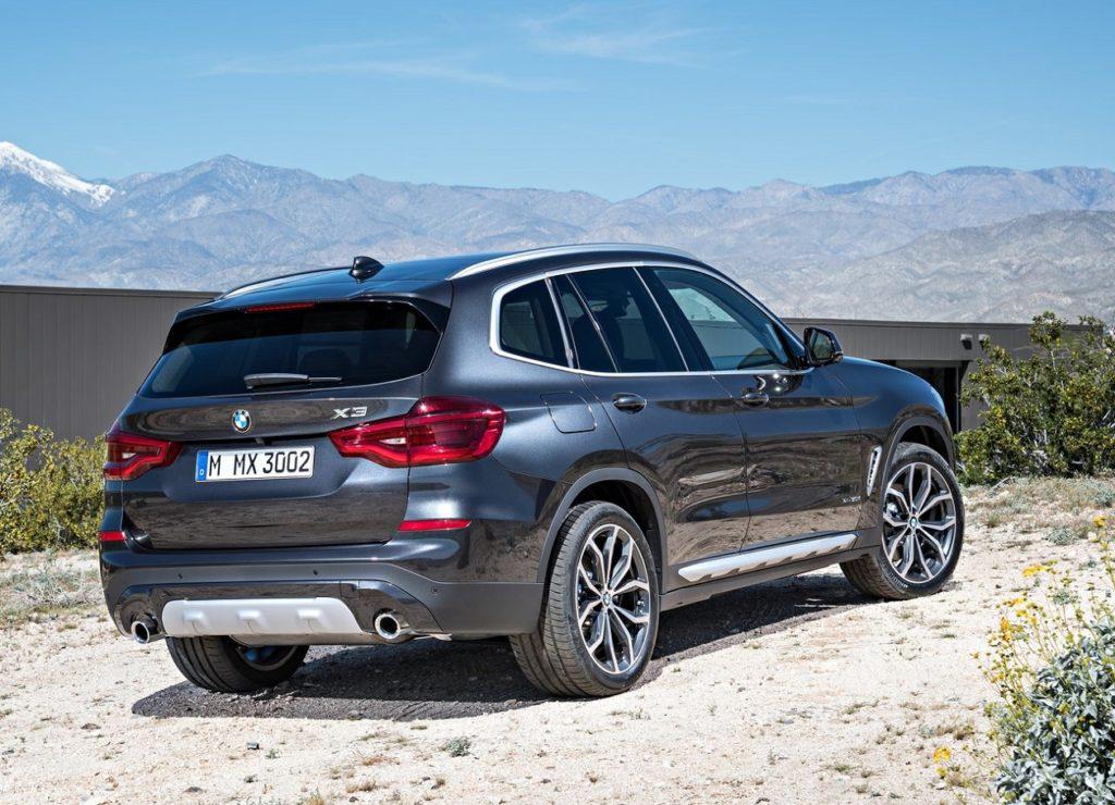 BMW X3 2018 (4)