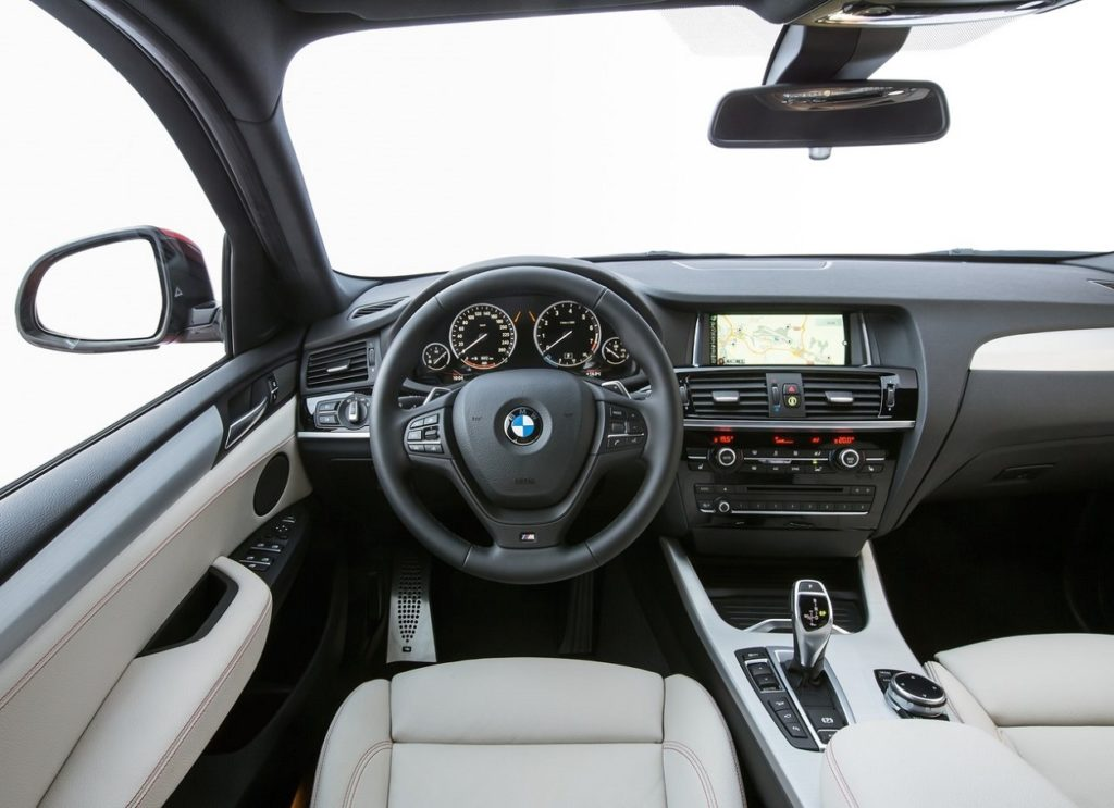 BMW X4 2018 (1)