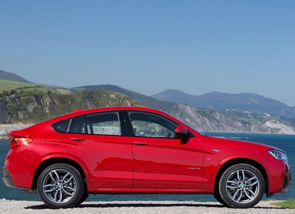 BMW X4 2018 (2)