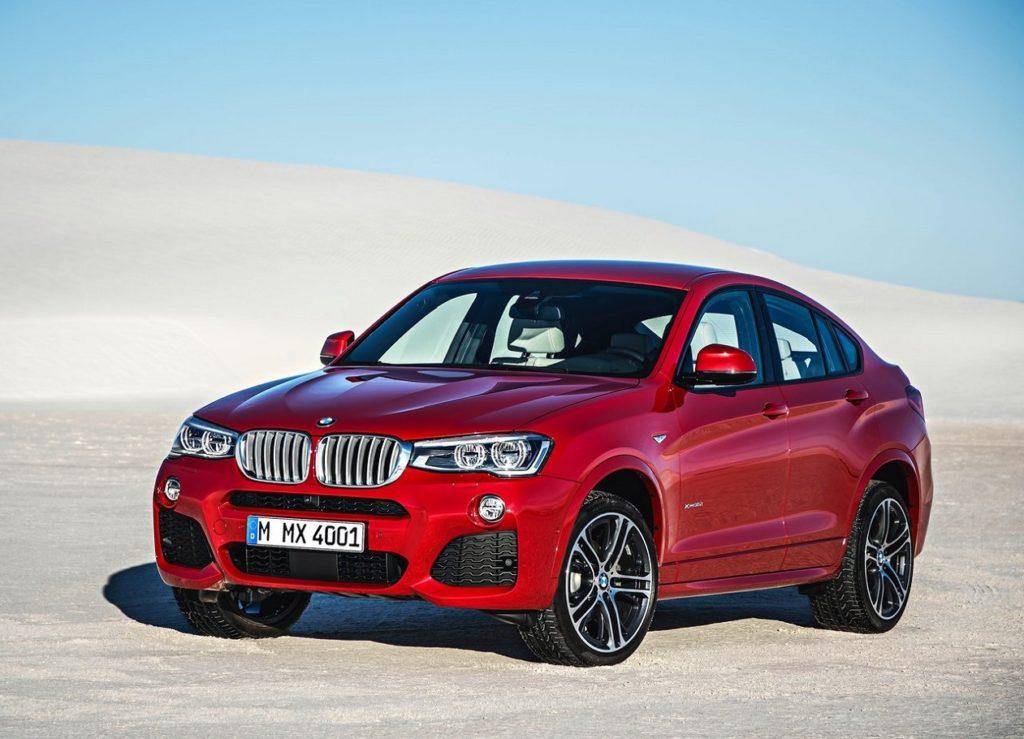 BMW X4 2018 (3)