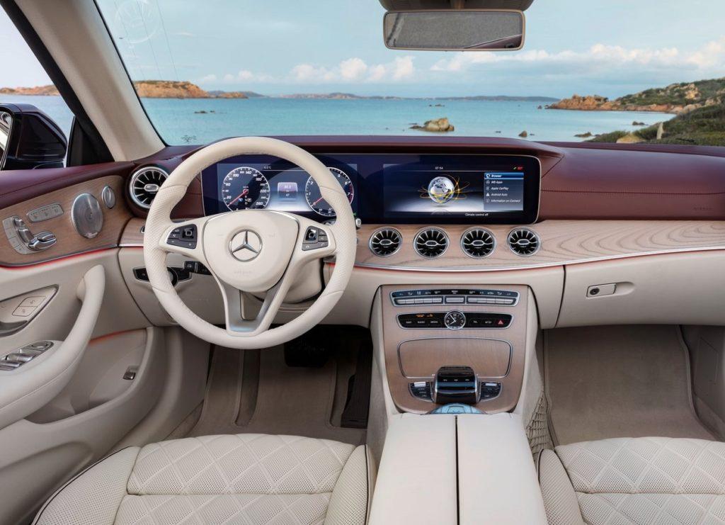 Classe E Cabriolet 2018 (1)