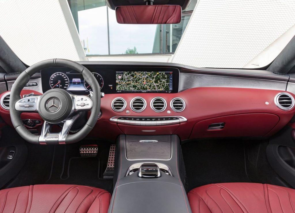 Classe S coupé 2018 (5)