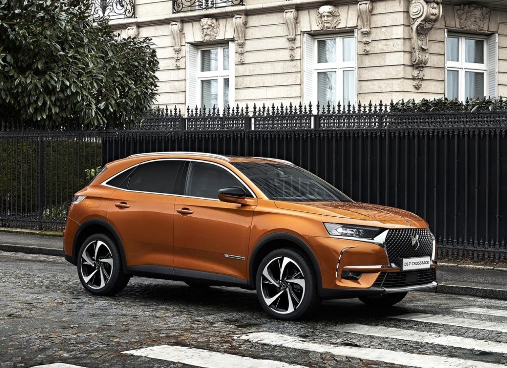 DS 7 Crossback 2018 (3)