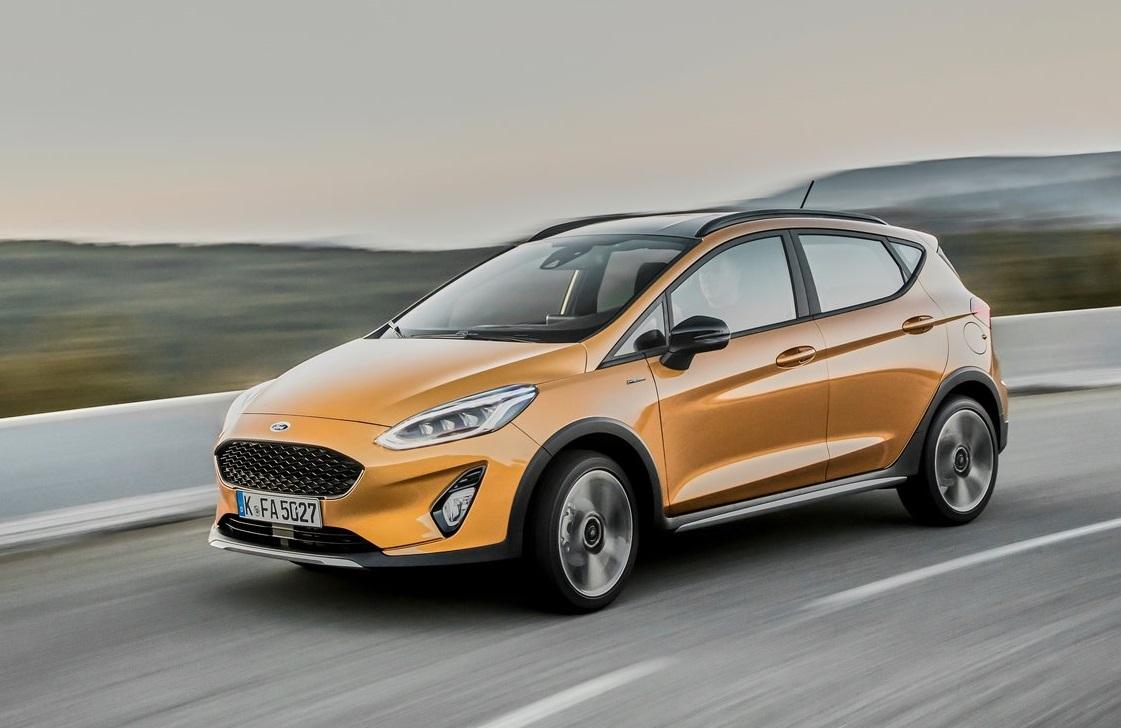 Ford Fiesta Active O Primeiro De Uma Nova Linha De