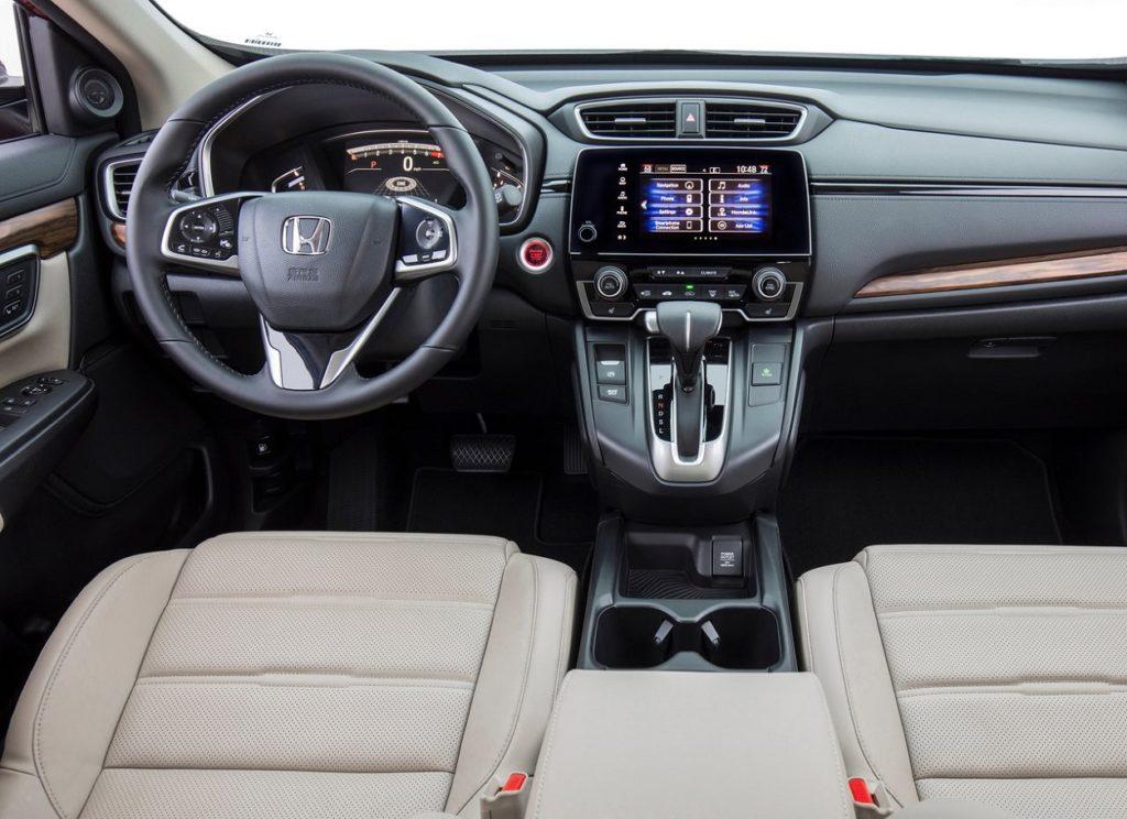 Honda CR-V 2017 (1)