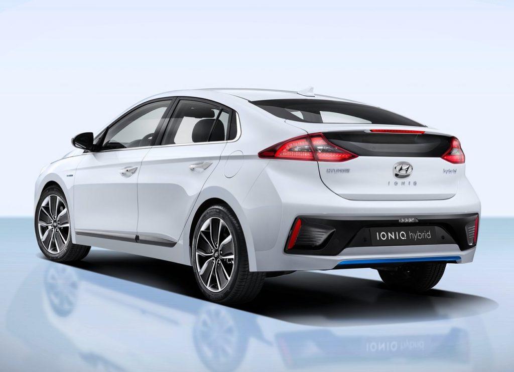 Hyundai Ioniq 2017 (4)