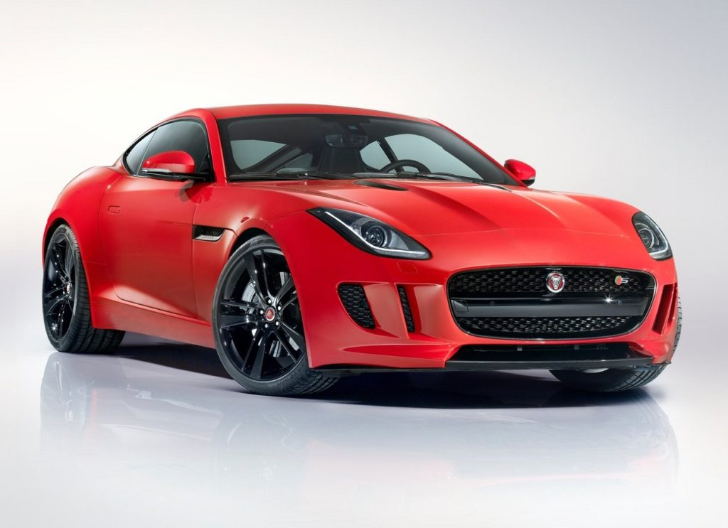 Jaguar F-Type Coupé 2015 (1)