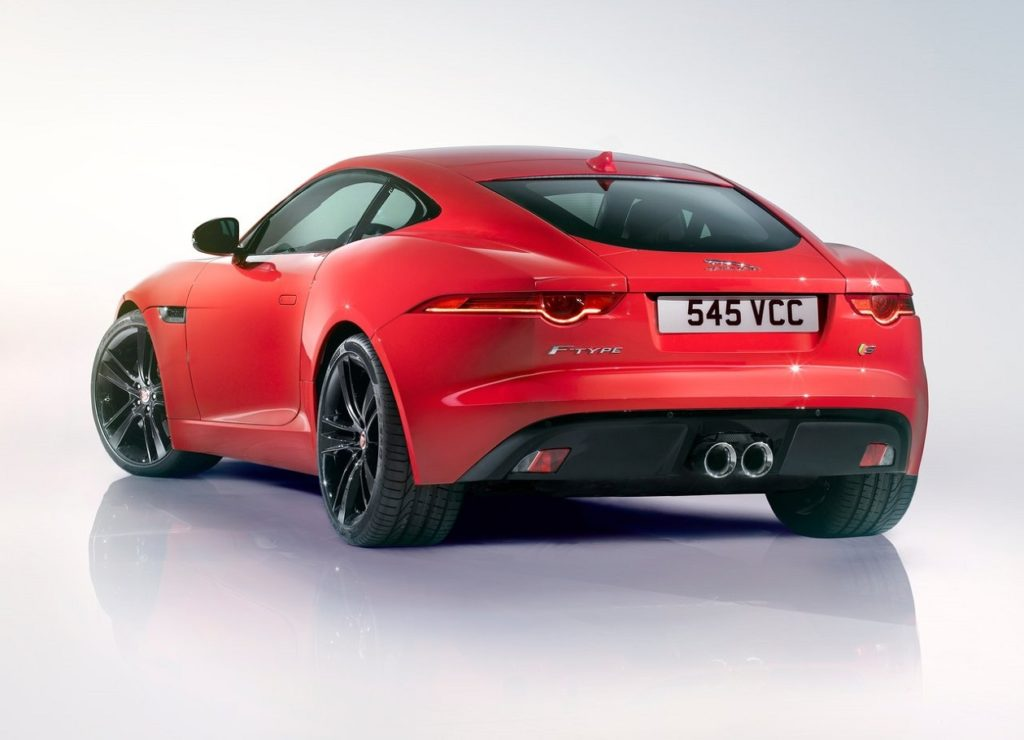 Jaguar F-Type Coupé 2015 (3)