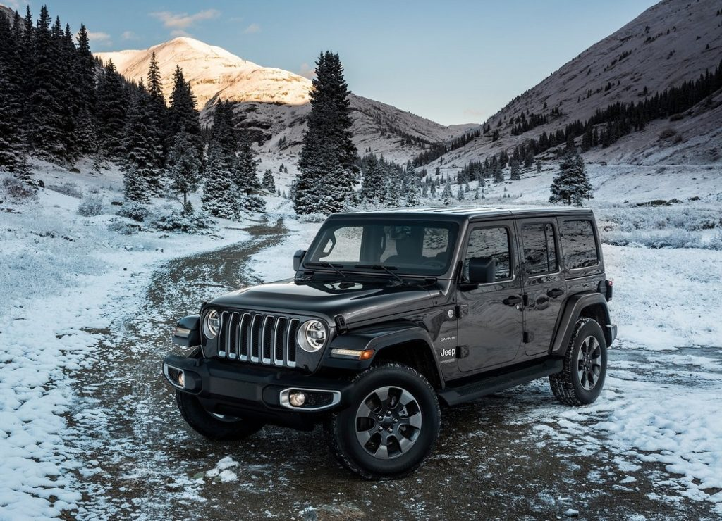 Jeep Wrangler Unlimited 2018 (2)