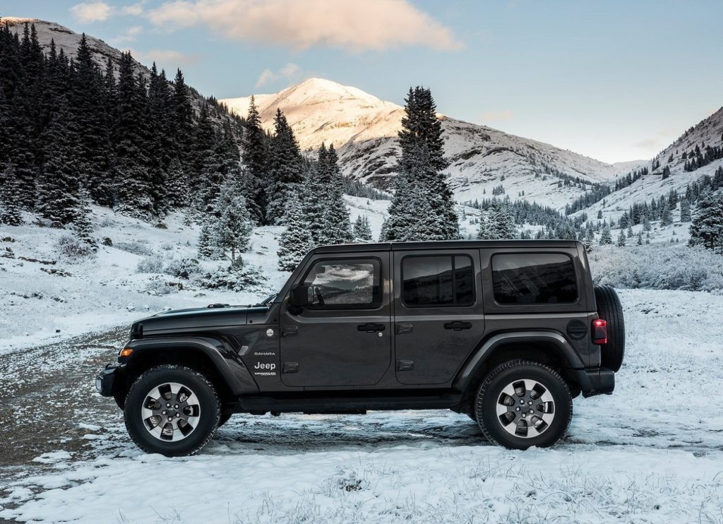 Jeep Wrangler Unlimited 2018 (3)