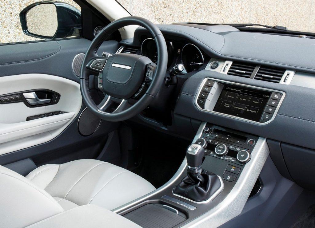 LR Range Rover Evoque 2016 (1)