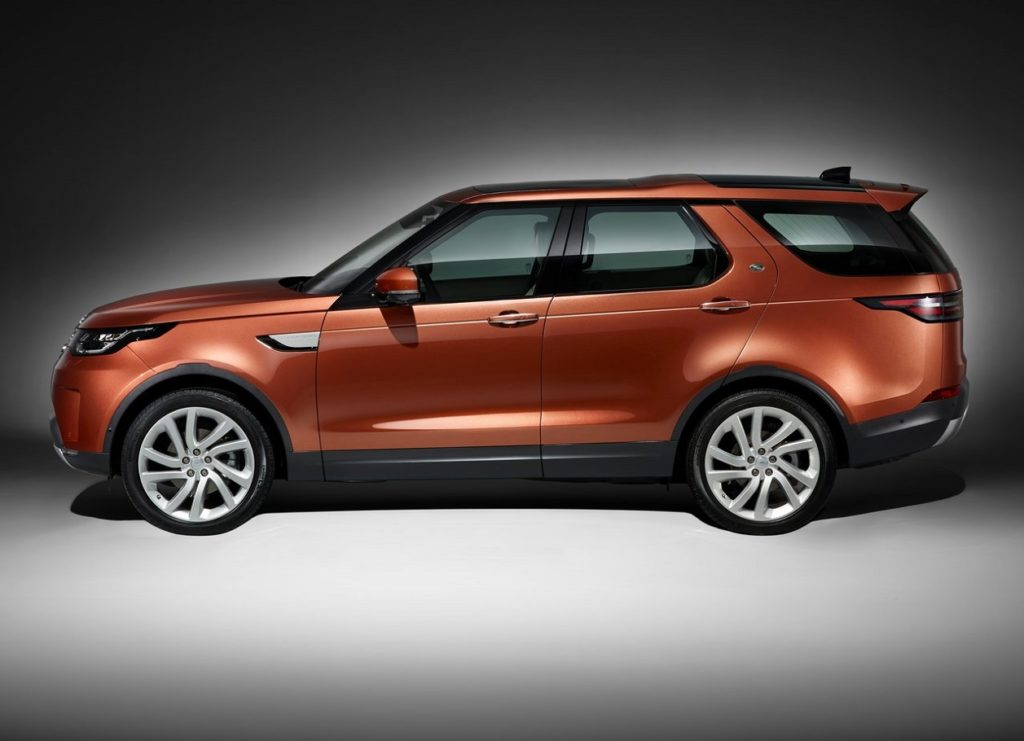 Land Rover Discovery 2017 (3)