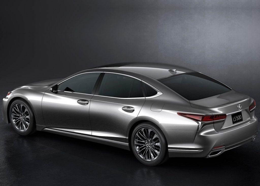 Lexus LS 2018 (1)