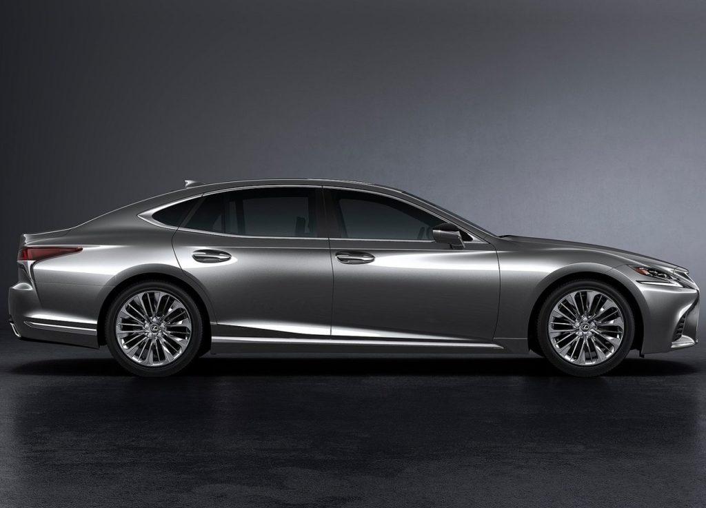 Lexus LS 2018 (3)