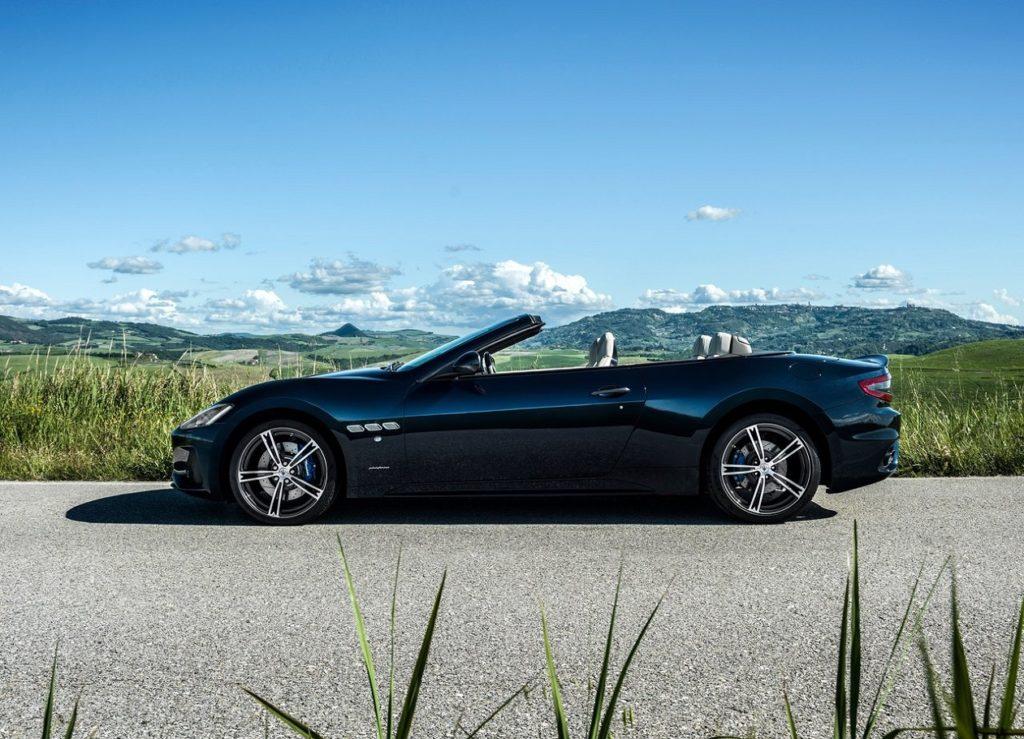 Maserati GranCabrio 2018 (1)