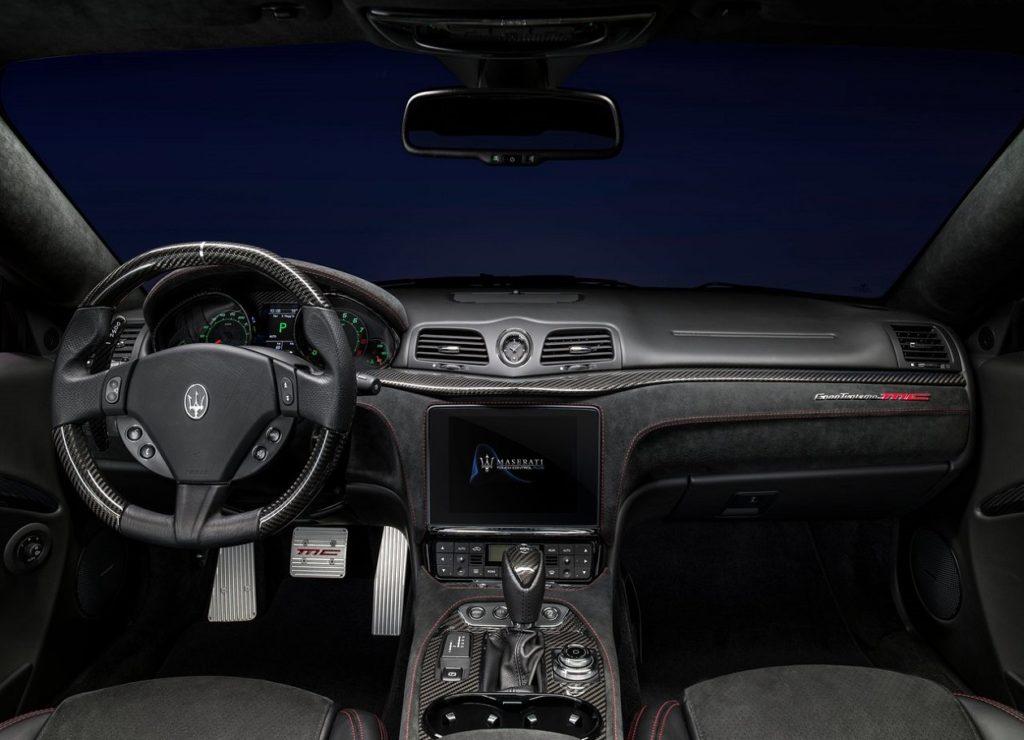 Maserati GranTurismo 2018 (1)
