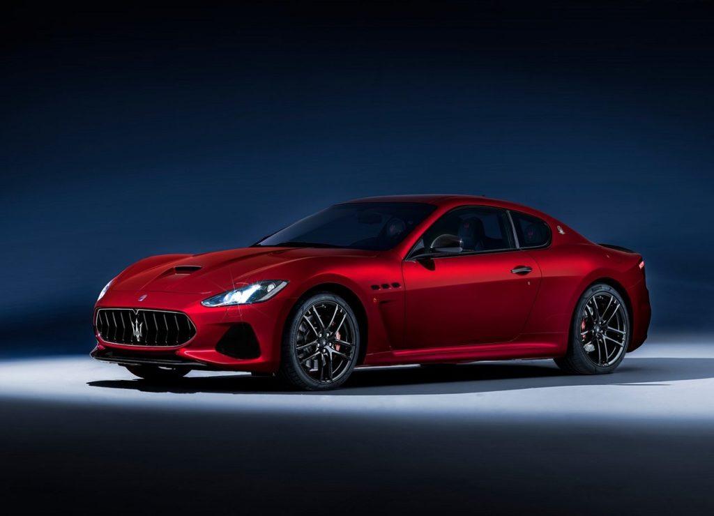 Maserati GranTurismo 2018 (2)