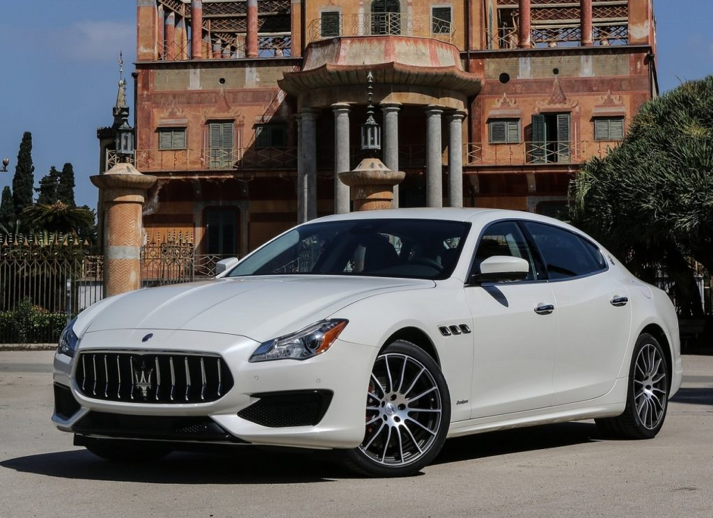 Maserati Quattroporte 2017 (2)