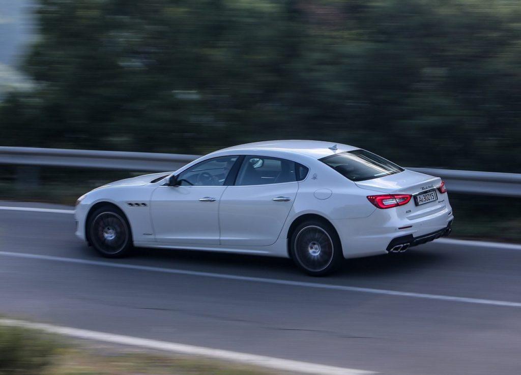 Maserati Quattroporte 2017 (3)