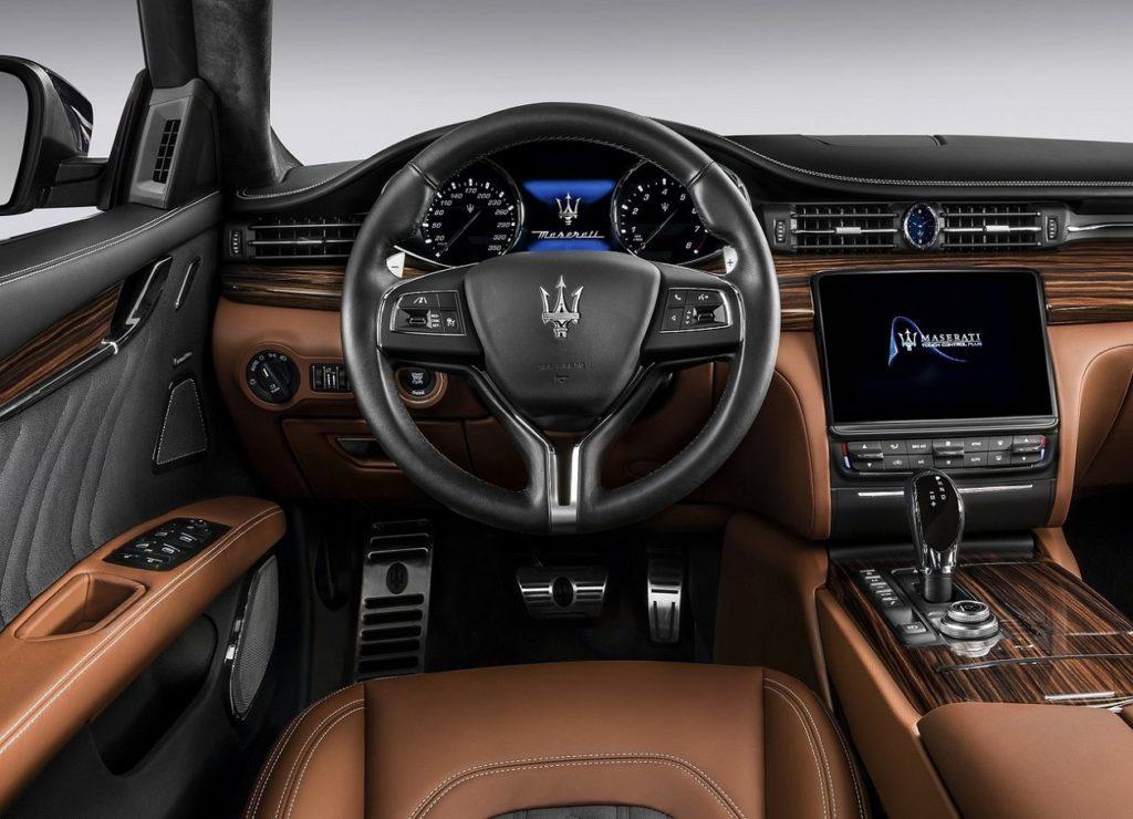 Maserati Quattroporte 2017 (4)