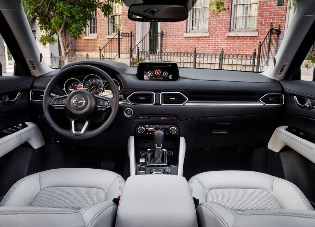 Mazda CX-5 2017 (4)