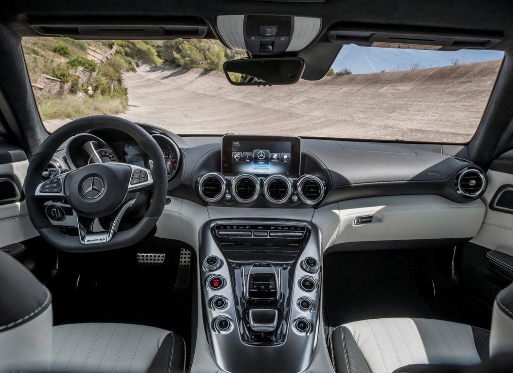Mercedes-AMG GT 2016 (3)
