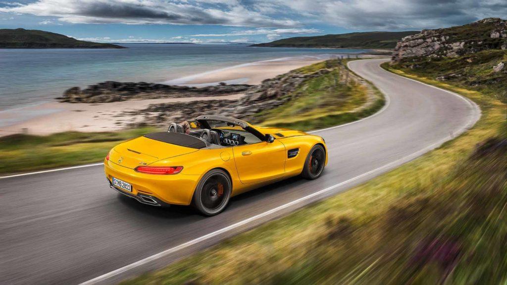 Mercedes-AMG GT S Roadster (1)