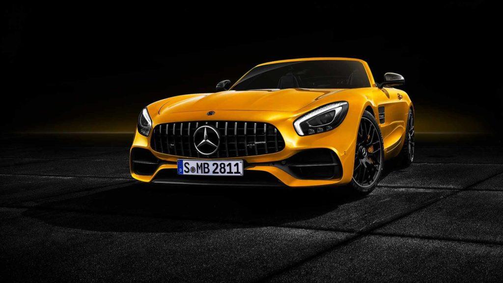 Mercedes-AMG GT S Roadster (2)