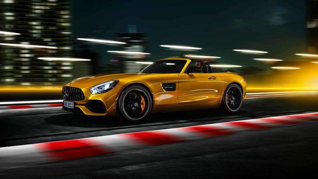 Mercedes-AMG GT S Roadster (3)