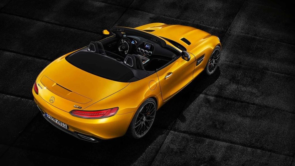 Mercedes-AMG GT S Roadster (5)