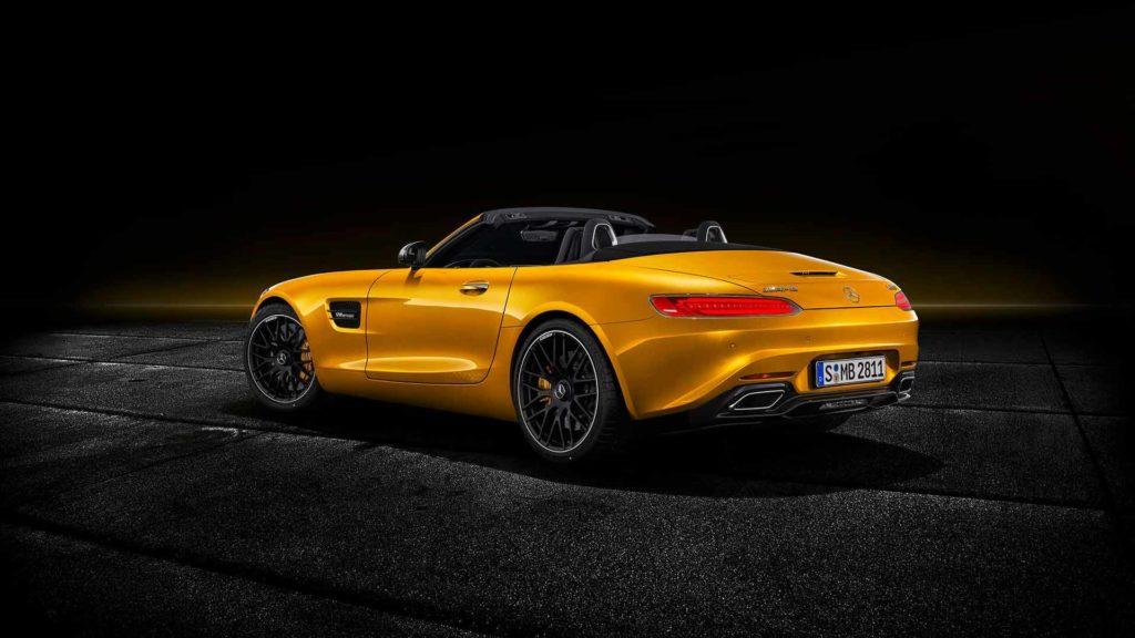Mercedes-AMG GT S Roadster (6)