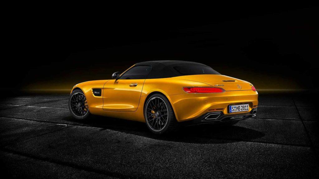 Mercedes-AMG GT S Roadster (7)