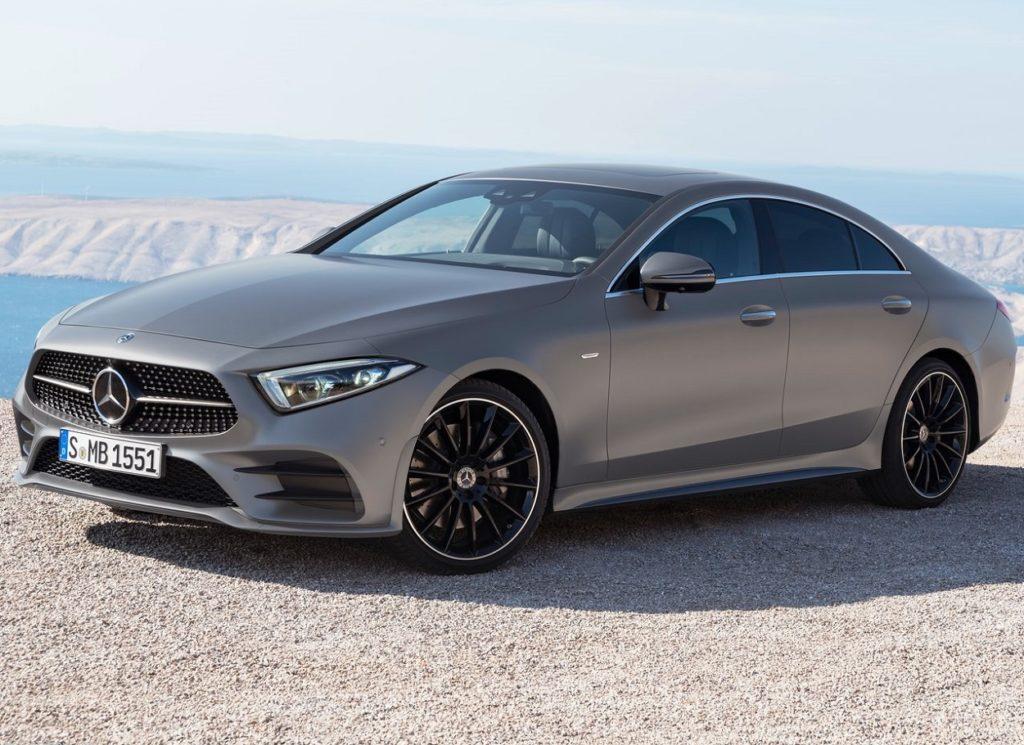 Mercedes-Benz CLS 2019 (1)
