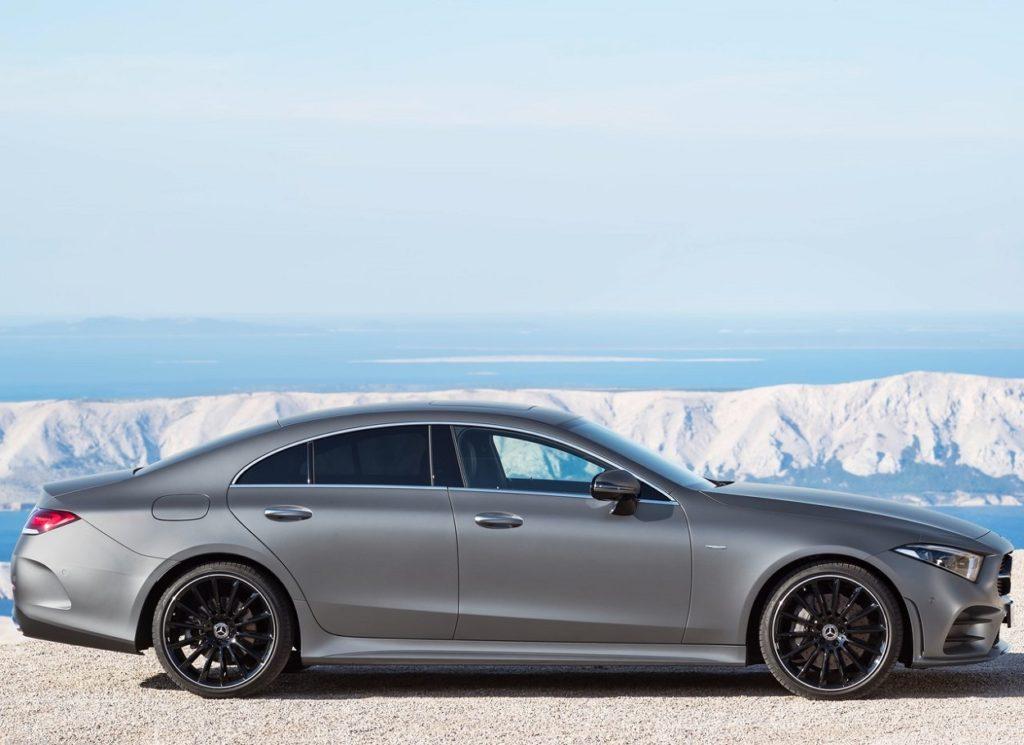 Mercedes-Benz CLS 2019 (2)