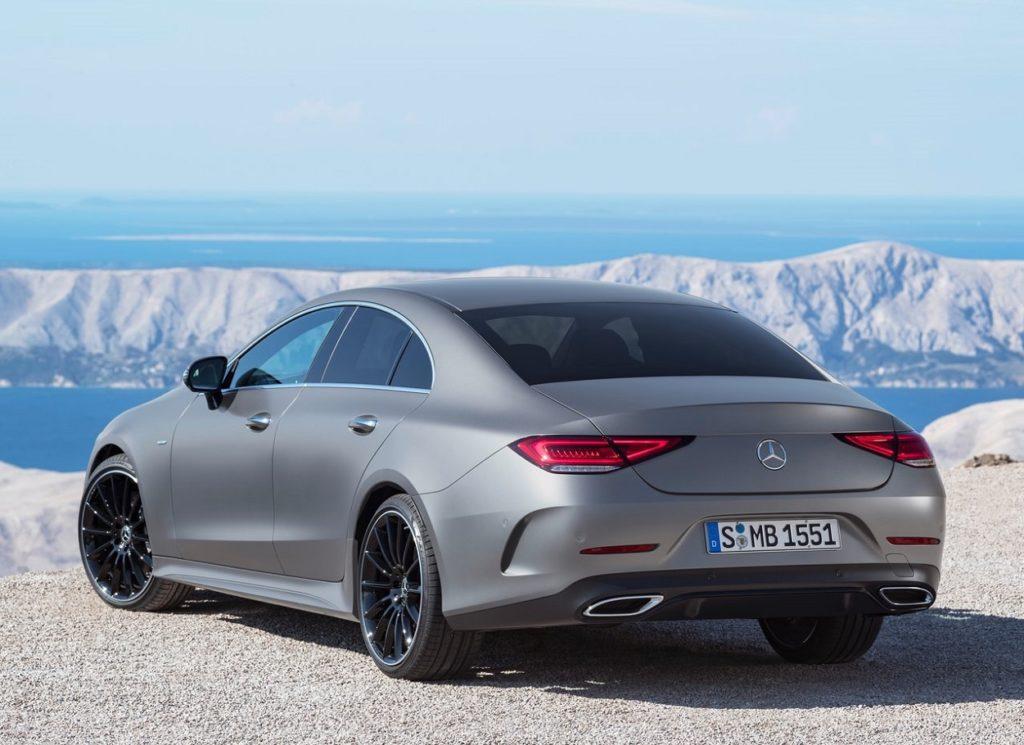 Mercedes-Benz CLS 2019 (3)